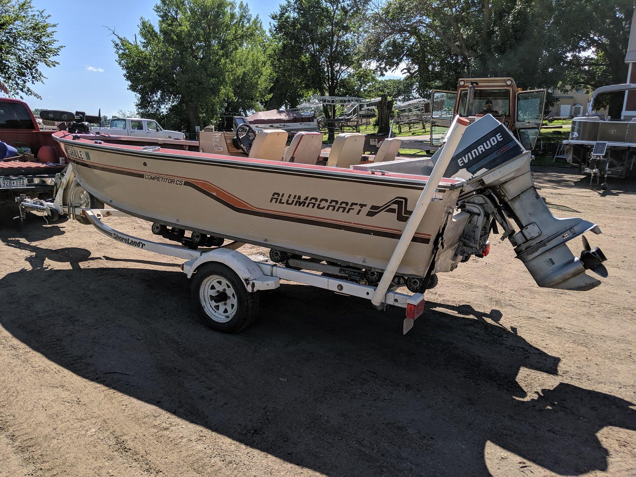For Sale – Shetek Marine
