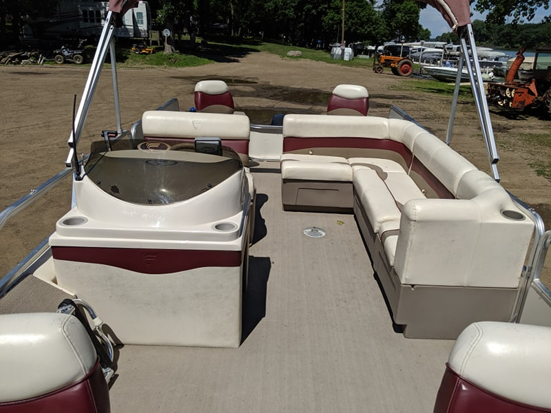 For Sale – Shetek Marine